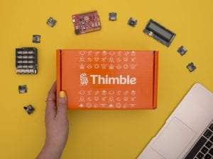 thimble kits with arduino projects
